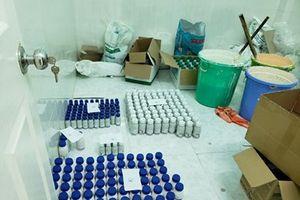 Khởi tố, bắt tạm giam đối tượng sản xuất thuốc bảo vệ thực vật giả