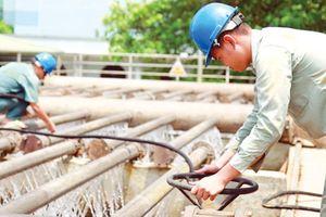 Nước sạch tại các khu công nghiệp Hà Nội chưa được tái sử dụng
