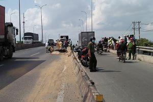 2 vụ xe cán chết người cách khoảng 100 m ở Bình Tân