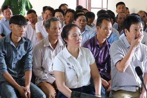Bị truy tố tội hủy hoại rừng, cặp vợ chồng kêu oan