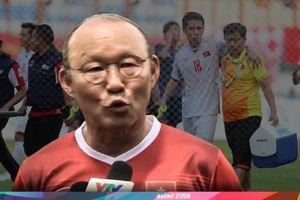 HLV Park Hang-Seo không ngờ tới chấn thương của Hùng Dũng