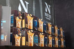 NutiFood lấn sân kinh doanh cà phê hòa tan