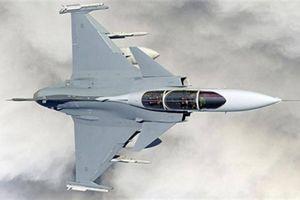 Tiêm kích khắc tinh Su-35 bị rơi vì đâm vào chim trời