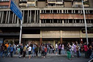 Động đất tại Venezuela, rung chuyển cả láng giềng