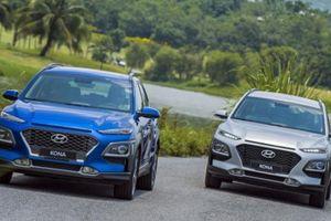 Chính thức ra mắt Hyundai Kona, giá từ 615 triệu đồng