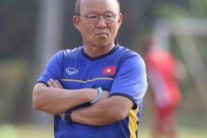 Thầy Park tìm ra 'tử huyệt' của Olympic Bahrain bằng cách 'độc'