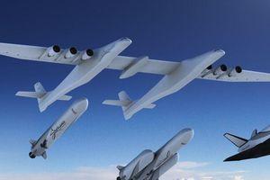 Máy bay lớn nhất thế giới chuẩn bị cất cánh