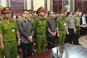 12 thành viên của 'Chính phủ quốc gia Việt Nam lâm thời' lãnh 112 năm tù