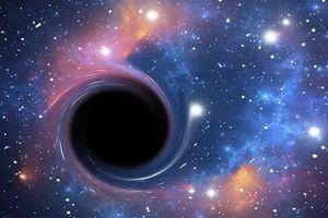 Sửng sốt lỗ đen siêu lớn ở trung tâm thiên hà nhỏ