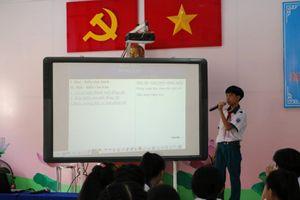 Khơi dậy sự yêu thích môn học tập Ngữ văn cho học sinh THCS