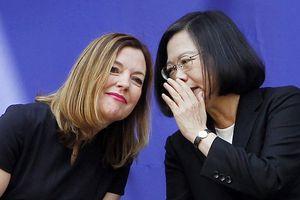 Trung Quốc nổi giận vì lãnh đạo Đài Loan đến Mỹ, thăm trung tâm của NASA?
