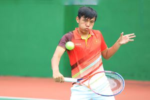 ASIAD 2018: Lý Hoàng Nam chạm trán tay vợt hạng 161 ATP