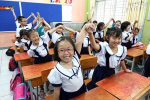 Mỗi ngày đến trường có vui?