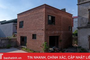 Công trình nhà ở do KTS người Hà Tĩnh tham gia thiết kế lên báo nước ngoài