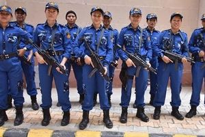 Những đội đặc nhiệm nữ tại Ấn Độ