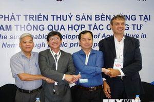 Hơn 1,7 triệu USD hỗ trợ doanh nghiệp thủy sản Đồng bằng sông Cửu Long