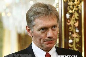 Điện Kremlin không đồng tình với tuyên bố Nga 'mắc kẹt' tại Syria