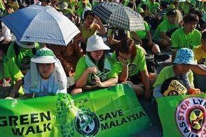 Công ty Australia tại Malaysia bị điều tra về chất thải hạt nhân