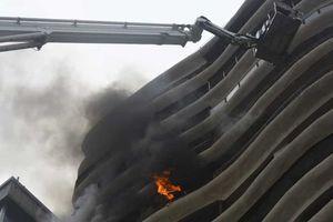 Khoảng 20 người thương vong trong vụ hỏa hoạn tại Ấn Độ