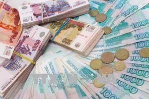 Nga cân nhắc dùng đồng nội tệ Ruble để đáp trả trừng phạt của Mỹ