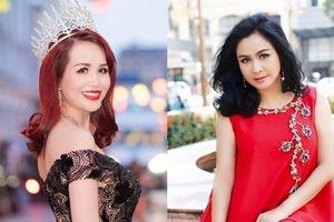 Hoa hậu Diệu Hoa: Từng phải nhờ Thanh Lam trang điểm để thi Hoa hậu Việt Nam
