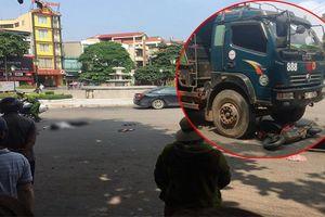 Nữ sinh lớp 10 tử vong thương tâm sau cú va chạm xe tải