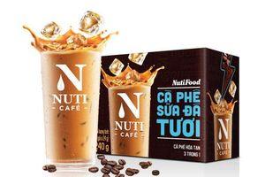 NutiFood quảng bá văn hóa cà phê sữa đá Việt ra thế giới