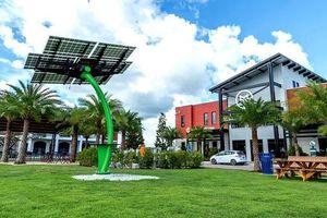 Thành phố xanh 100% đầu tiên trên thế giới