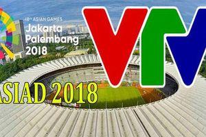 VTV gửi công văn xin tiếp sóng ASIAD 2018