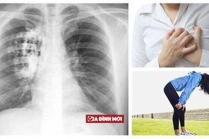 Những dấu hiệu cảnh báo phổi của bạn đang âm thầm phát bệnh