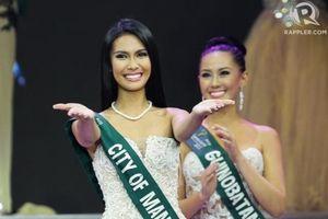 Hoa hậu Trái đất 2015 đến Hà Nội tìm ứng viên dự thi Hoa hậu Trái dất 2018 và 2019