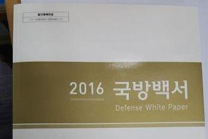 Hàn Quốc cân nhắc điều chỉnh cụm từ mô tả về quân đội Triều Tiên trong Sách Trắng quốc phòng