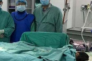 Cứu sống trẻ sơ sinh 1 ngày tuổi bị dị tật tim bẩm sinh nặng