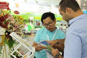 Hơn 1.000 khách tham quan Hội chợ Quốc tế Thủy sản Việt Nam 2018