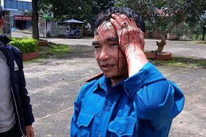 2 nhân viên bảo vệ rừng bị chém trọng thương