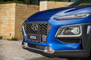 Hyundai Kona chốt giá từ 615 triệu đồng tại Việt Nam