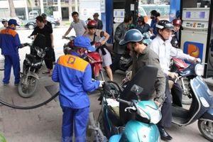 Giá xăng tiếp tục giữ nguyên, tăng giá dầu diesel, giảm giá dầu hỏa và dầu mazút