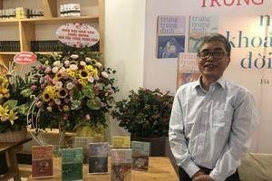 Giới thiệu bộ 7 cuốn sách của nhà văn Trung Trung Đỉnh