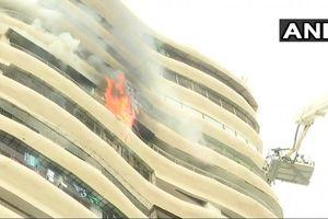 Vụ cháy cao ốc Mumbai: 20 người thương vong