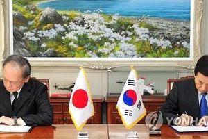 Hàn - Nhật kéo dài thỏa thuận chia sẻ thông tin tình báo
