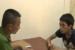 Thái Bình: Tạm giữ đối tượng nhiều lần trộm cắp xe máy