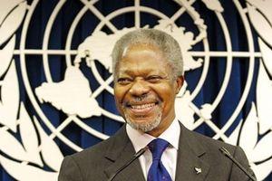 Có một Kofi Annan tận hiến cho nhân loại