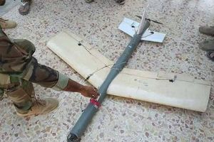 Phòng không Syria bắn hạ 3 UAV của phiến quân ở Idlib