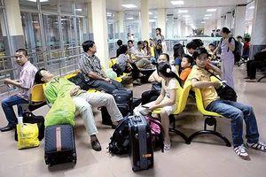 Bộ trưởng GTVT: 'Chậm, hủy chuyến bay không thể để kéo dài'