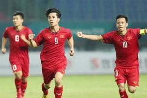 Truyền thông quốc tế khen quyết định thay người của Olympic Việt Nam
