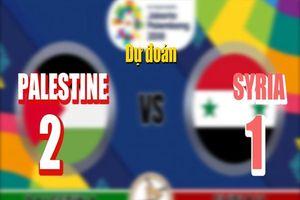 Soi kèo U23 Palestine vs U23 Syria: Cặp đấu cân tài cân sức nhất vòng knock out