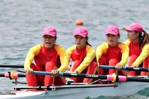 Rowing mang về huy chương vàng đầu tiên cho thể thao Việt Nam tại ASIAD 18