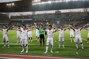 VTC chào giá quảng cáo trận U23 Việt Nam - U23 Bahrain