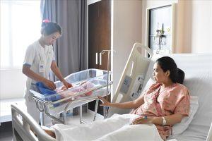 Mổ lấy con thành công cho thai phụ bị viêm ruột thừa cấp