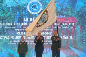Quân đội Việt Nam sẵn sàng hợp tác hỗ trợ nhân đạo và cứu trợ thảm họa